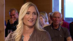 Video «Interview mit Tanja Frieden» abspielen