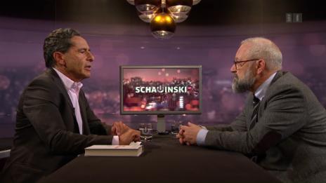 Link öffnet eine Lightbox. Video Roger Schawinski im Gespräch mit Herfried Münkler abspielen.