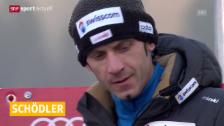 Link öffnet eine Lightbox. Video Skisprung-Nationaltrainer Pipo Schödler hört auf abspielen