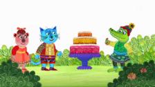 Link öffnet eine Lightbox. Video Kater Miro (6): Happy Birthday vom 26.09.2016 abspielen