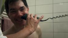 Link öffnet eine Lightbox. Video Unter Wasser atmen - Das zweite Leben des Dr. Nils Jent abspielen