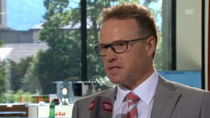 Video «Andreas Meyer, CEO SBB» abspielen