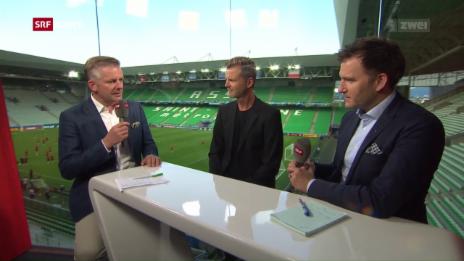 Link öffnet eine Lightbox. Video UEFA EURO 2016 - das Magazin vom 24.06.2016 abspielen