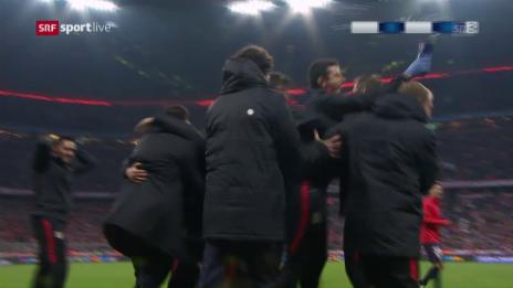 Link öffnet eine Lightbox. Video Bayern München - Atletico Madrid: Die Live-Highlights abspielen