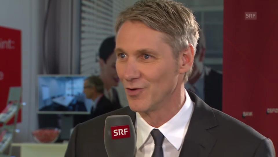 Fischlin erzählt vom Gespräch mit Sarkozy