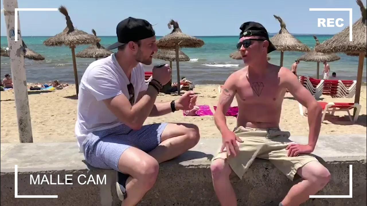 Bewerbungsvideo von Claude und Domi