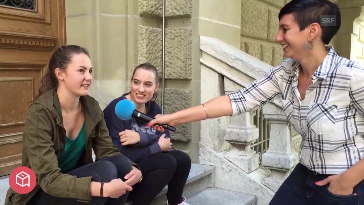 politbox fragt in Bern nach: Was machen Jugendliche auf dem Land?