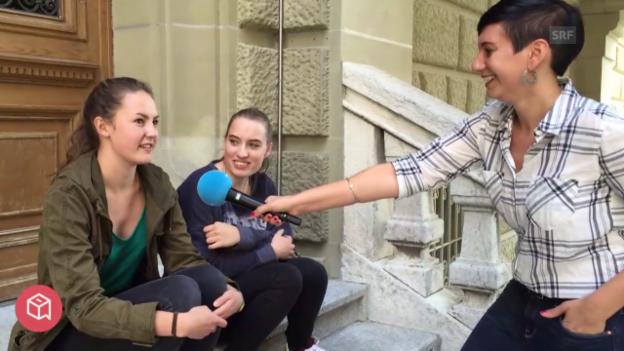 Video «politbox fragt in Bern nach: Was machen Jugendliche auf dem Land?» abspielen
