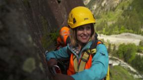 Video «Steinschlagangst und Camperkost» abspielen