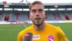 Video «Fussball: Stimmen zu Thun - Basel» abspielen