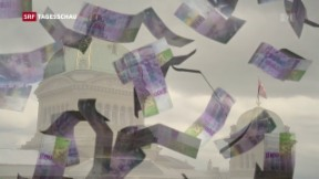 Video «National- und Ständerat weiter uneins bei Budget» abspielen