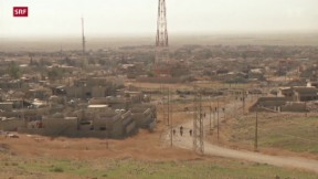 Video «Kurden erobern Sindschar zurück» abspielen