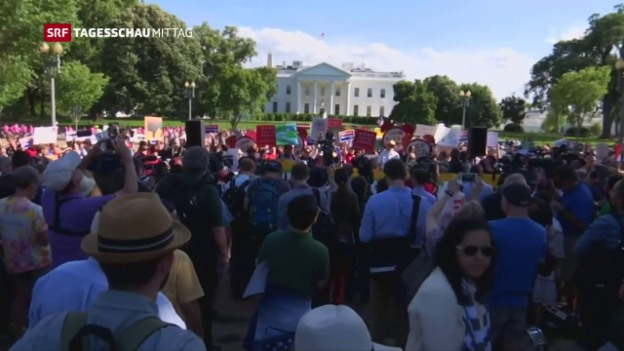 Video «Klimaabkommen: Trump gegen die Welt» abspielen