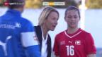 Video «Fussball: Algarve-Cup, Schweiz - USA» abspielen