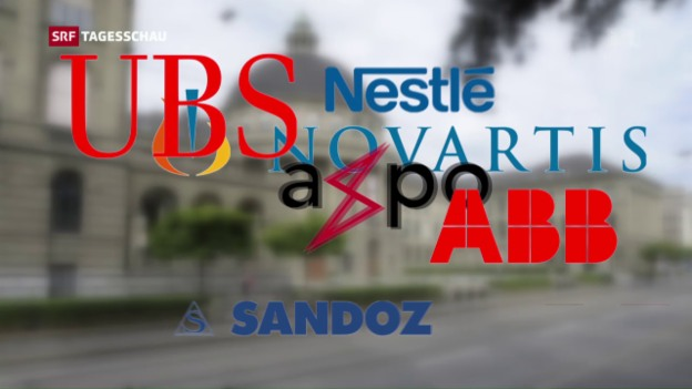 Video «Sponsoring an Schweizer Universitäten» abspielen
