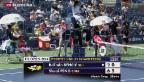 Video «Bencic' grosser Auftritt in New York» abspielen