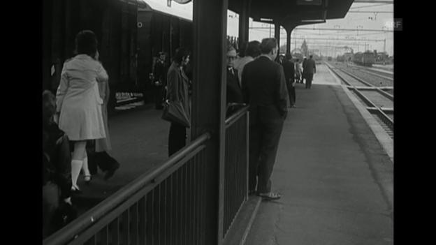 Video «Pendler Schwyz (Antenne, 26.7.1971)» abspielen