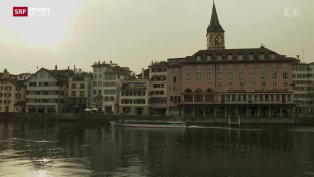 Video «Zürcher Hotellerie im Hoch» abspielen