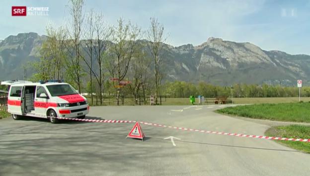 Video «Schweiz aktuell vom 09.04.2014» abspielen