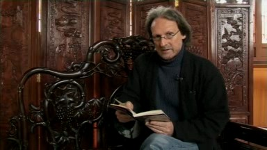 Jürg Amann liest aus «Pekinger Passion»