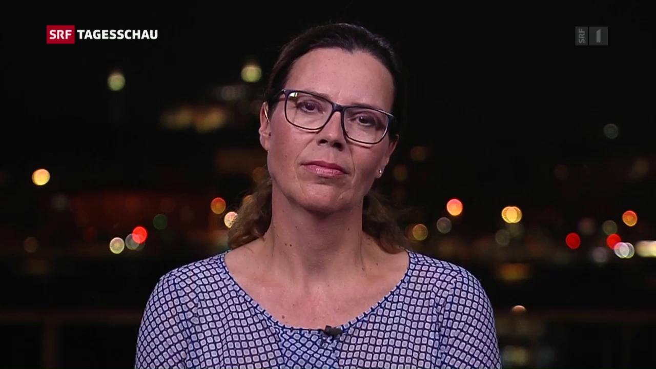 Ruth Bossart über mögliche Verantwortliche
