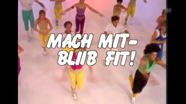 Video «Aerobic für Couchpotatoes» abspielen