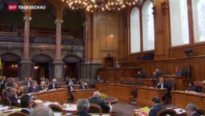 Video «Ständerat für Ausnahmen bei Zweitwohnungen» abspielen