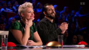 Video «Castingshow 2: Überraschende Talente bringen die Jury zum Staunen» abspielen
