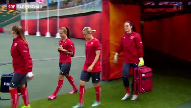 Video «Schweiz reicht Remis fürs Achtelfinale» abspielen