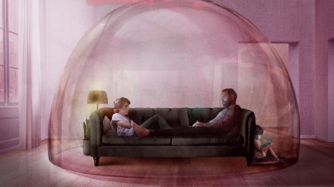 Filmbesprechung «The Pink Cloud»