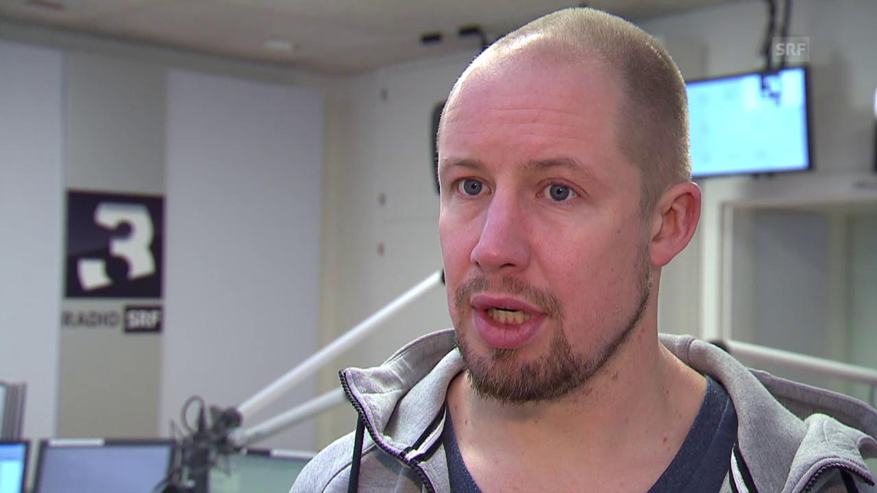 Eishockey: Mathias Seger im Interview