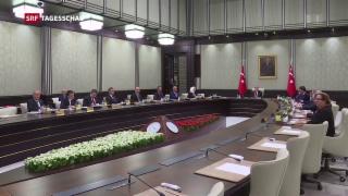 Video «Angespanntes Verhältnis zwischen Bern und Ankara» abspielen