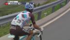 Video «Königsetappe bei der Tour de Suisse» abspielen
