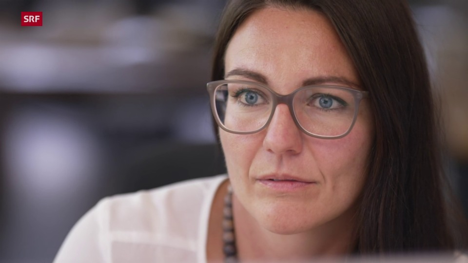 Franziska S., IT-Forensikerin Kapo AG: «Wir sehen Dinge, die wir lieber nicht sehen würden.»