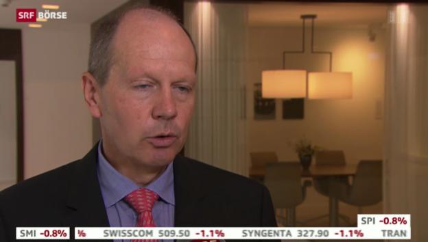 Video «SRF Börse vom 10.07.2014» abspielen