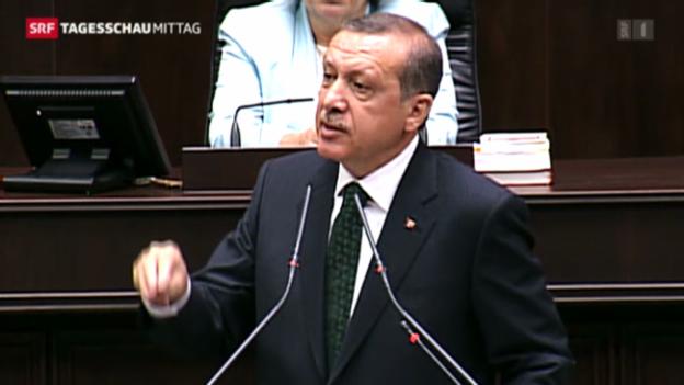 Video ««Erdogan will Proteste kriminalisieren»» abspielen