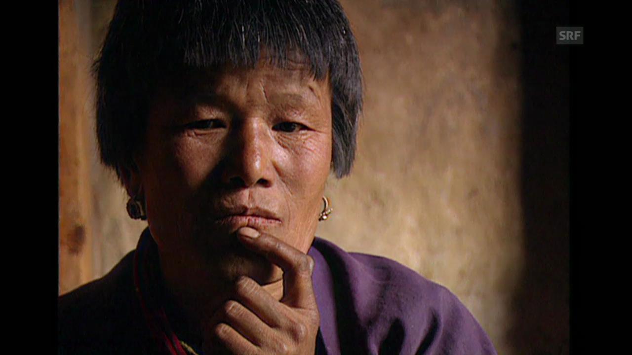 Bhutan – Das Tal der Frauen (DOK, 15.9.94)
