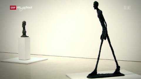 ARTgenossen: Alberto Giacometti (3/5)