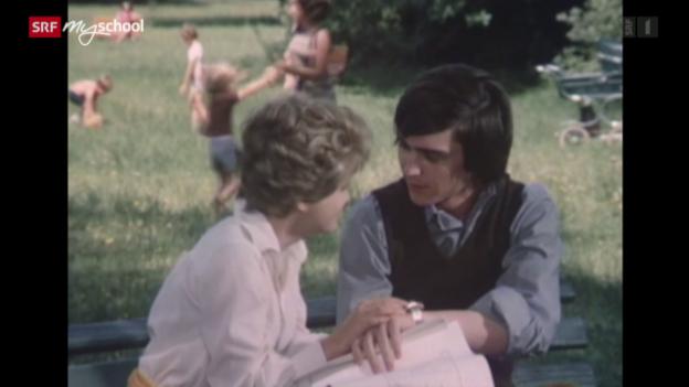 Video «Die Märchenbraut: Liebe auf den ersten Blick (3/13)» abspielen