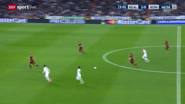 Video «Rodriguez sorgt mit dem 2:0 für klare Verhältnisse» abspielen