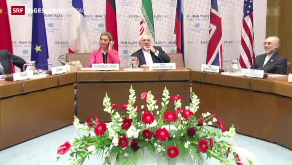 Atom-Abkommen mit Iran