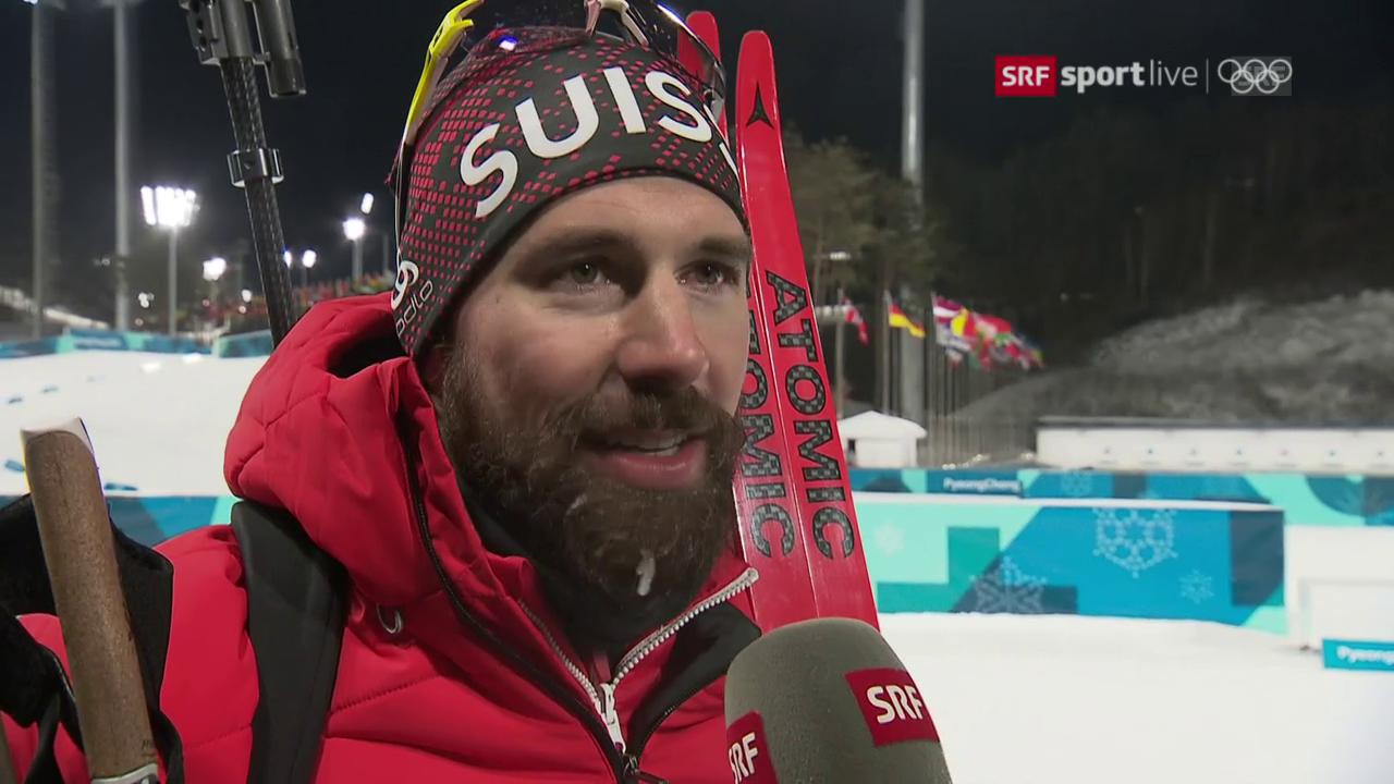 Weger: «Ich konnte heute ein gutes Rennen zeigen»