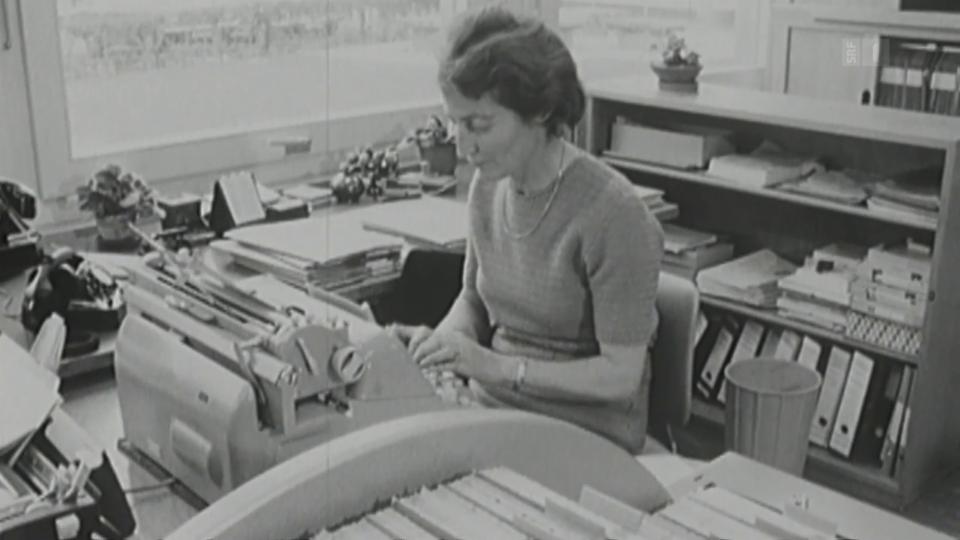 Aus dem Archiv: Die Entwicklung der Arbeitnehmerrechte in der Schweiz