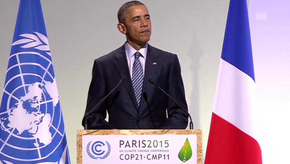 «Kein Land ist immung gegen den Klimawandel»