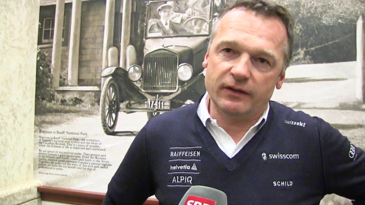 Ski Alpin: Frauen-Cheftrainer Hans Flatscher zu den WM-Zielen