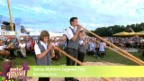 Video «Swiss Alphorn Jugend-Trio» abspielen