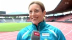 Video «Nicola Spirig meldet sich zurück» abspielen