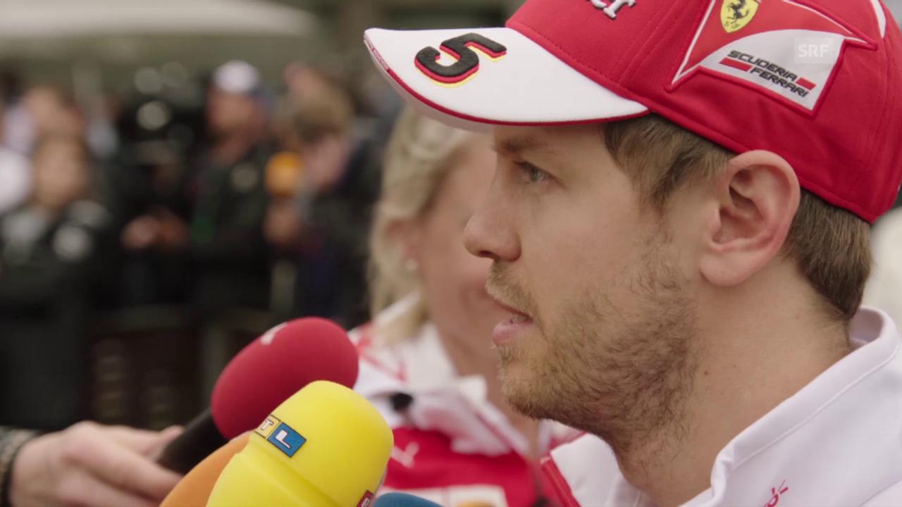Sebastian Vettel: «Das neue Format macht keinen Sinn»