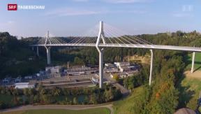 Video «Poyabrücke: Neues Wahrzeichen in Freiburg» abspielen