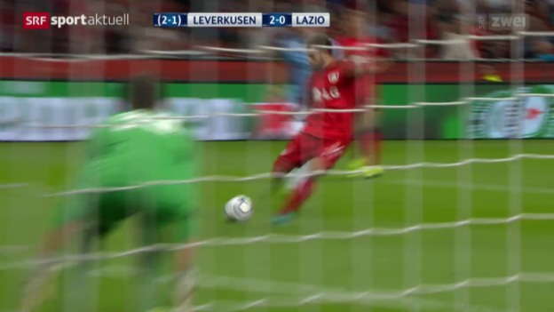 Video «Fussball: Champions League, die Playoffs» abspielen